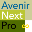 About Avenir Next Pro font family